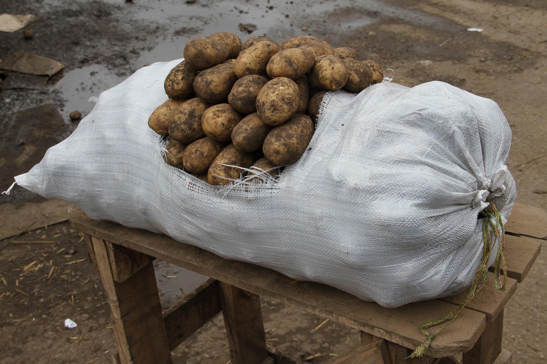 В Атырау началась реализация картофеля и овощей из стабфонда