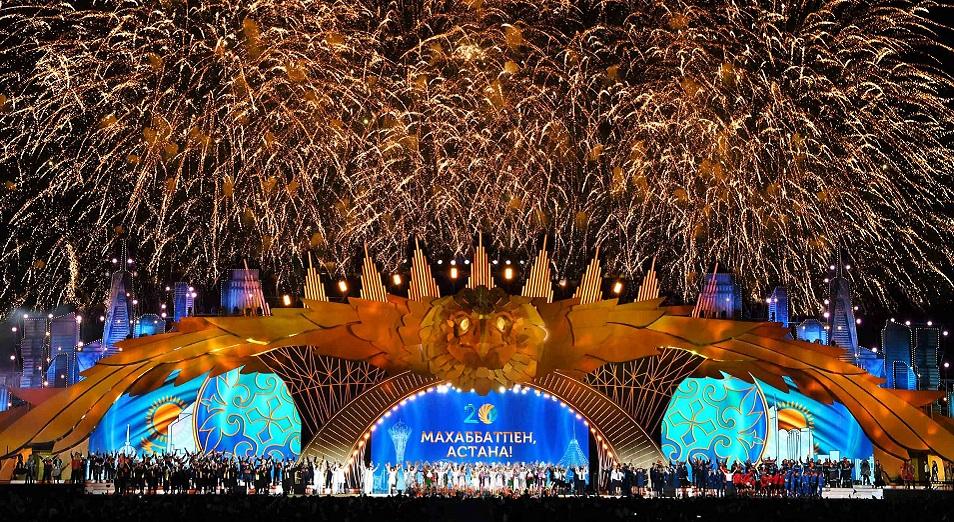 Елбасы: Астанаға 20 жыл ішінде 180 президент келді