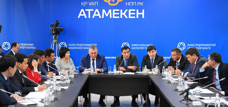Повысить зарплату сотрудникам планируют руководители предприятий Алматинской области