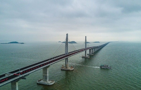 КНР завершил строительство своей части первого железнодорожного моста через Амур
