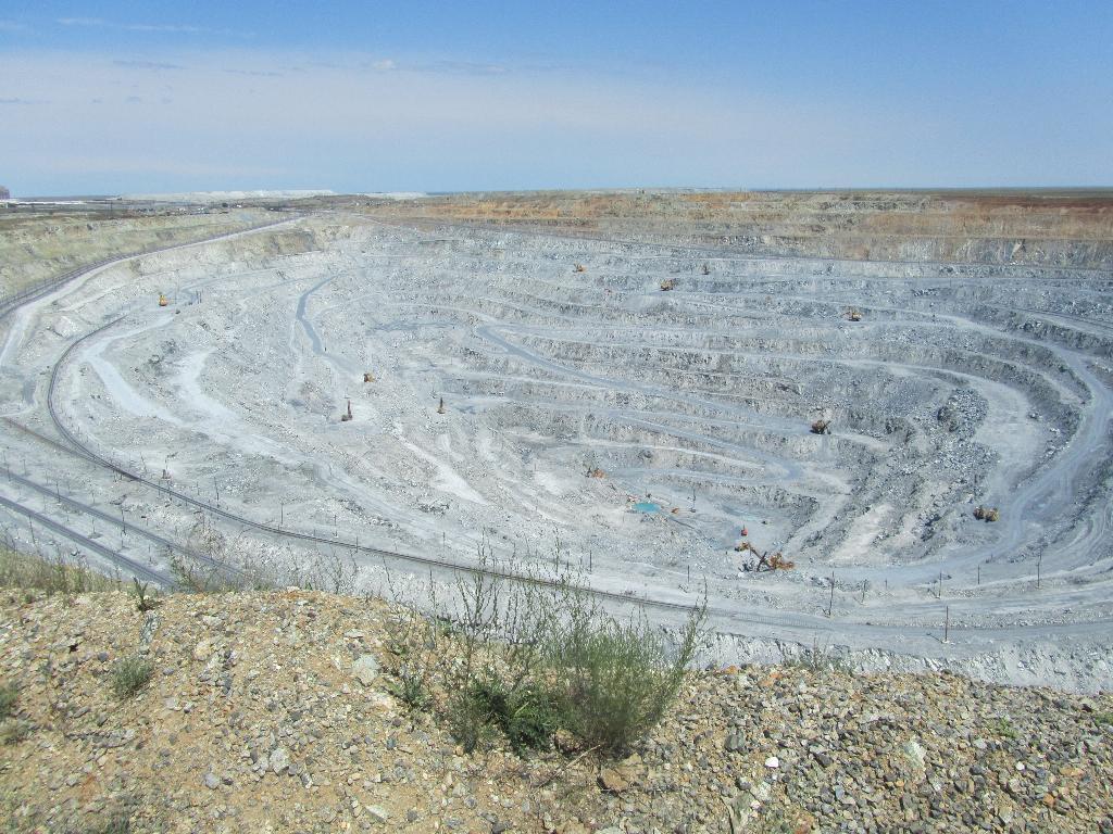 """""""Костанайские минералы"""" планируют производство и экспорт на уровне прошлого года"""