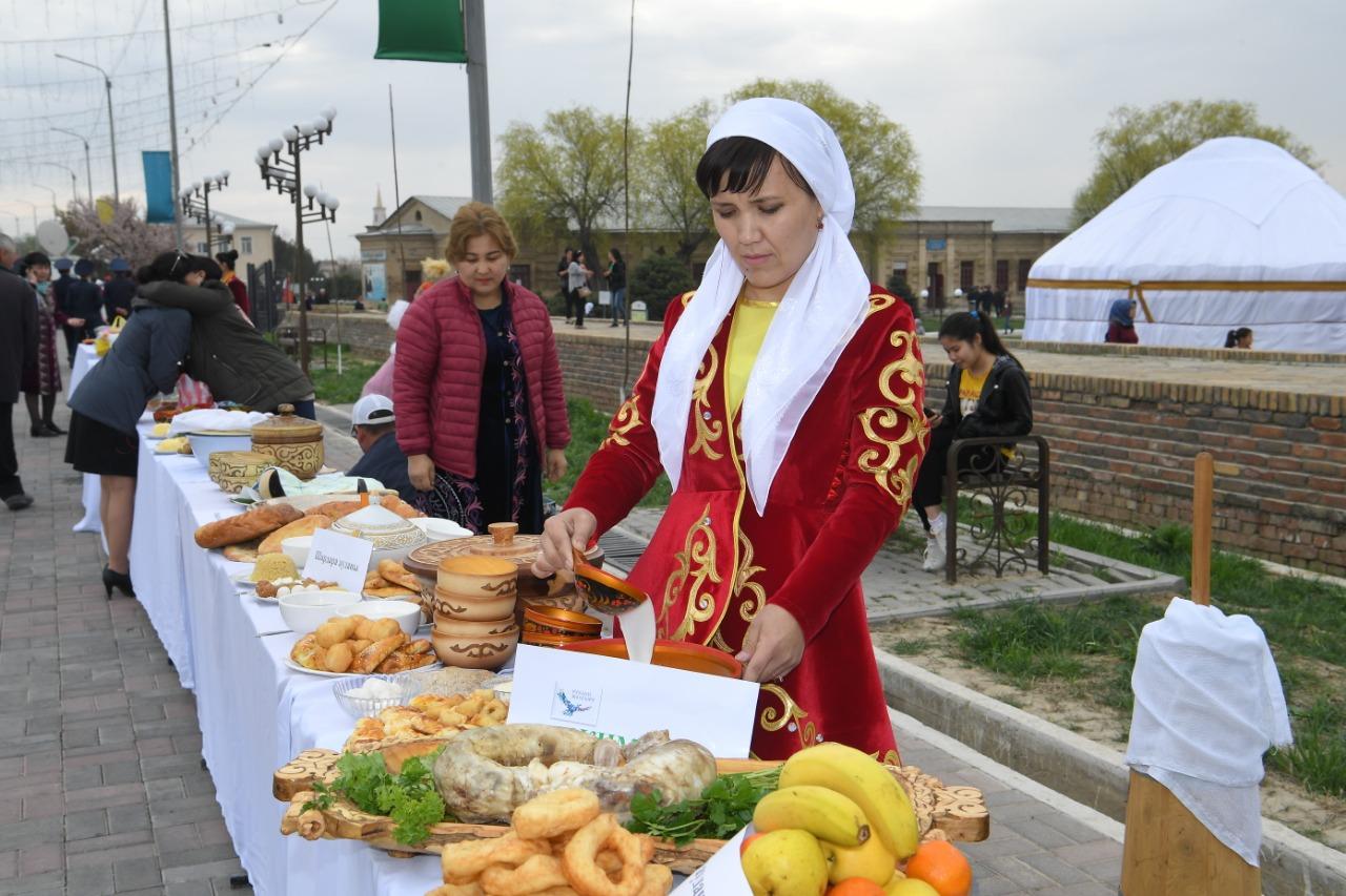 2000 литров наурыз-коже приготовили в Туркестане