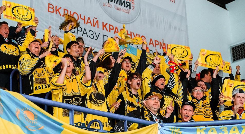 Трио лучших: «Сарыарка» сильнее всех в ВХЛ по индивидуальным призам