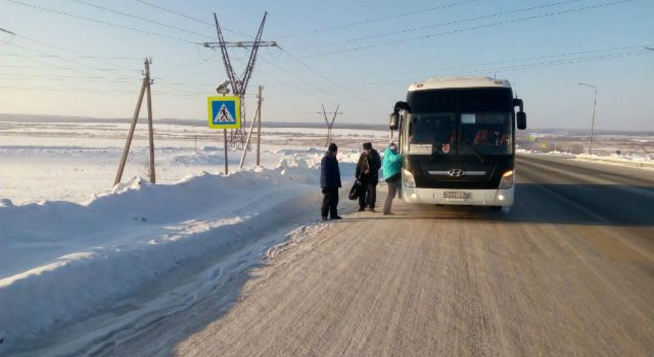 Әрбір үшінші автобус заң бұзып жүр