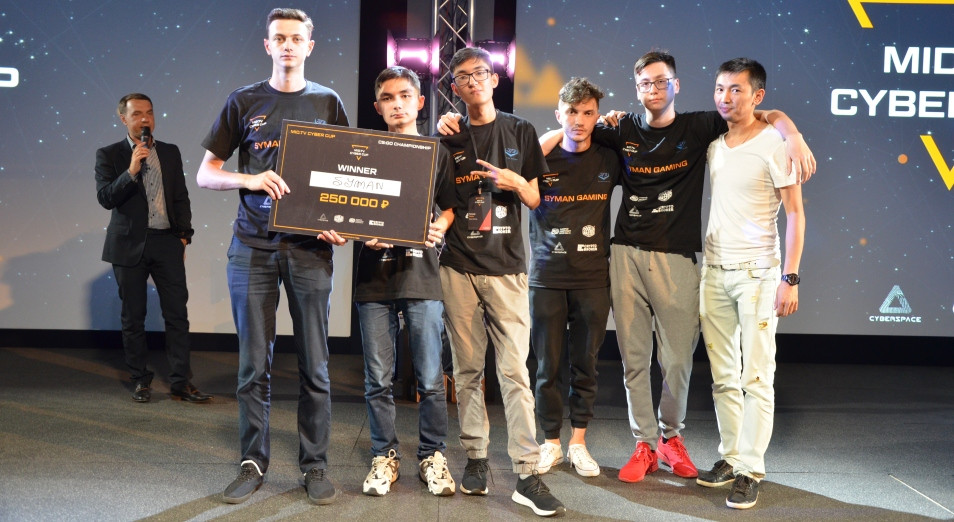 Syman Gaming вошел в топ-3 по итогам квалификации Dreamhack 2018