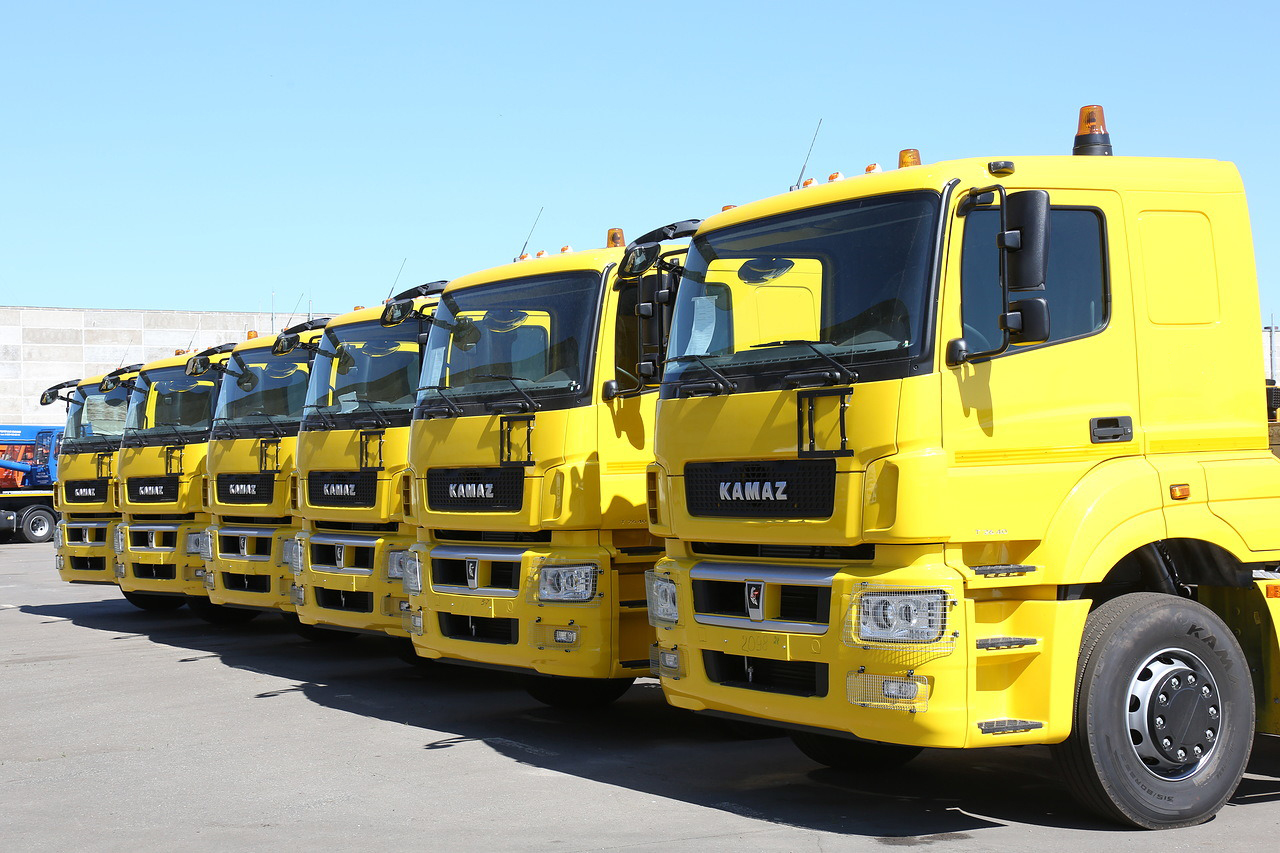 КамАЗ будет углублять сотрудничество с Казахстаном по локализации своих грузовиков