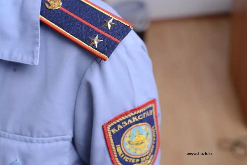 Полк дорожно-патрульной полиции Алматы переориентируют на охрану порядка в городских дворах