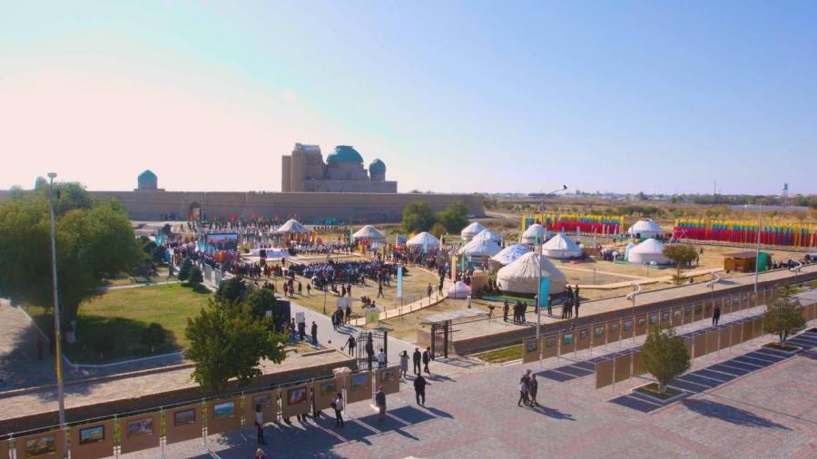 В Туркестанской области благодаря спонсорской помощи введено 97 объектов
