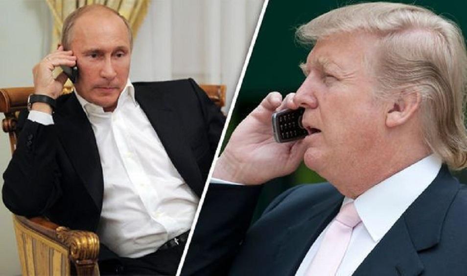 Путин Трамптың өртке байланысты айтылған ұсынысынан бас тартты