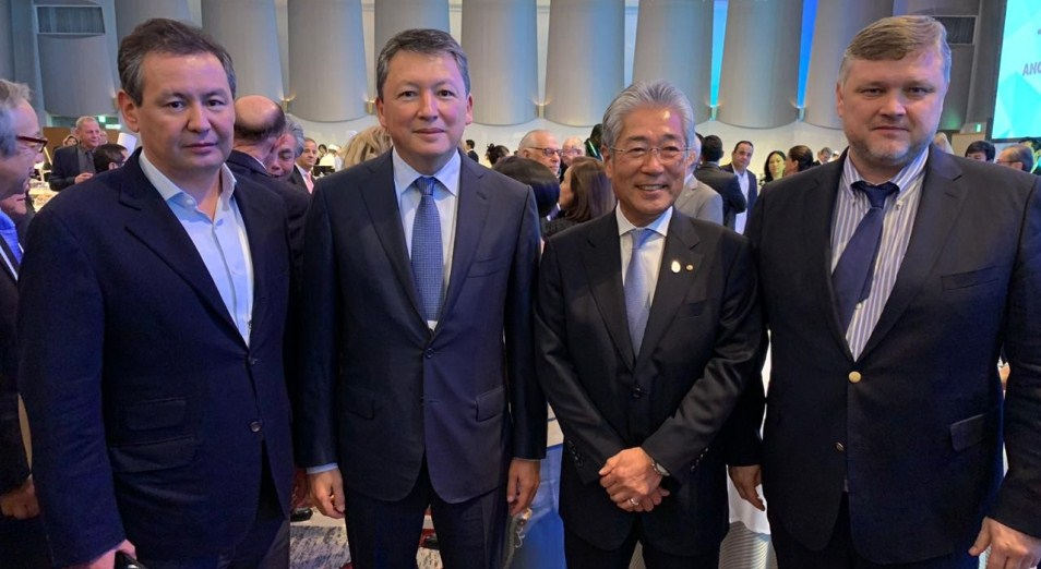 Тимур Кулибаев избран членом исполнительного комитета АНОК