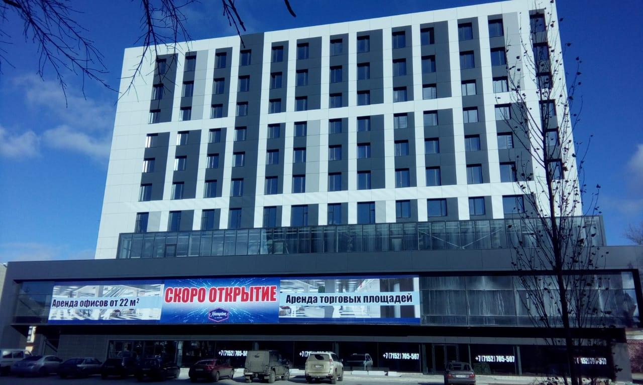 В Петропавловске к форуму Казахстана и России не успевают достроить отель Hilton