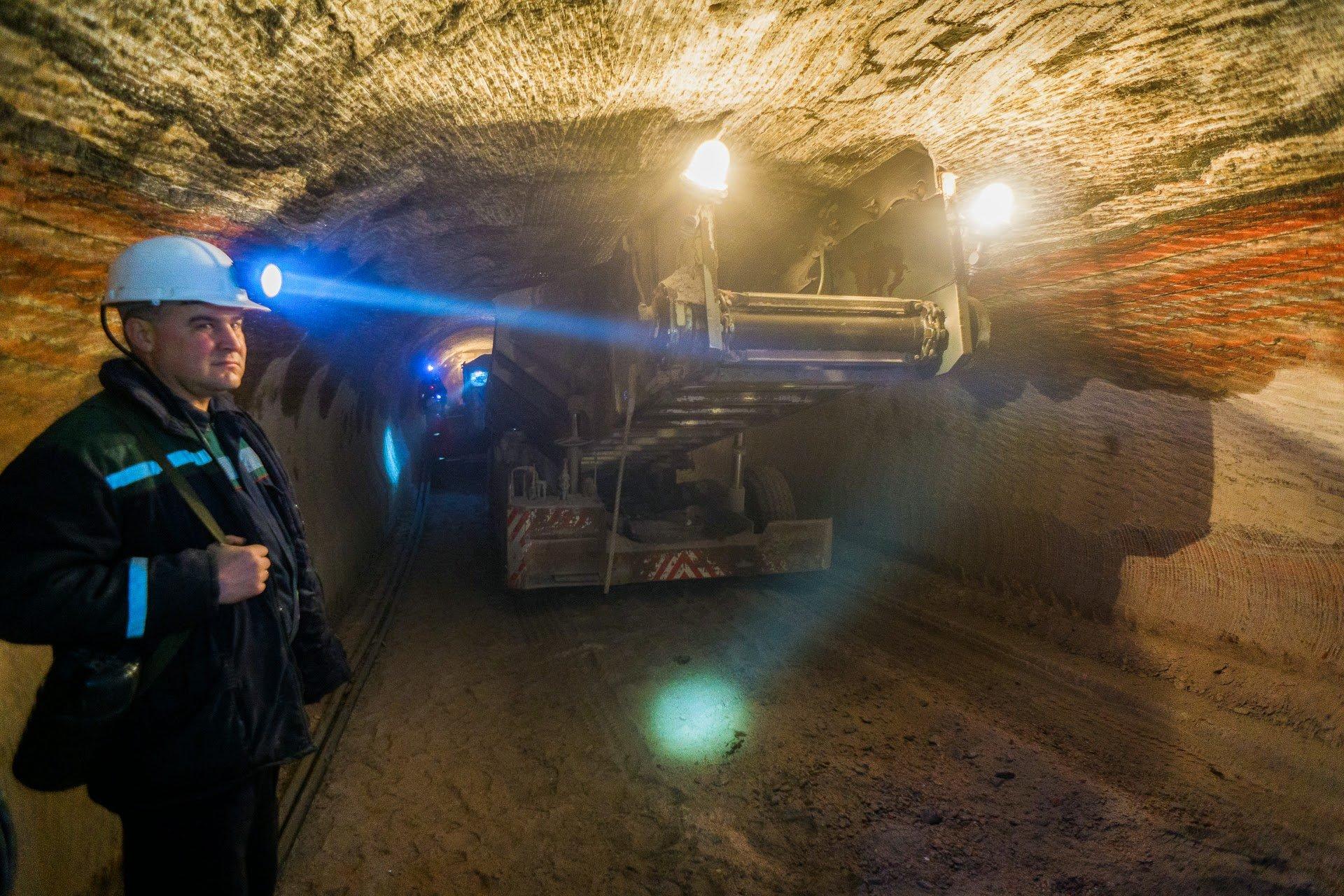 СКР возбудил уголовное дело в связи с пожаром в шахте в Соликамске