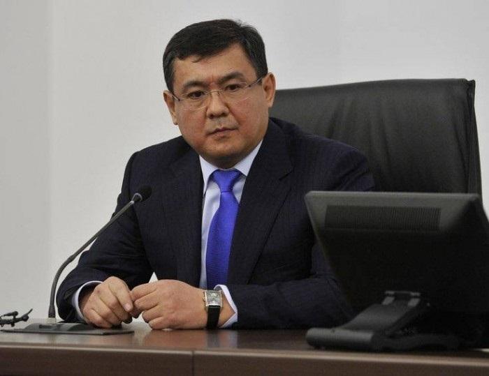Вице-министр энергетики РК Садибеков арестован судом на два месяца