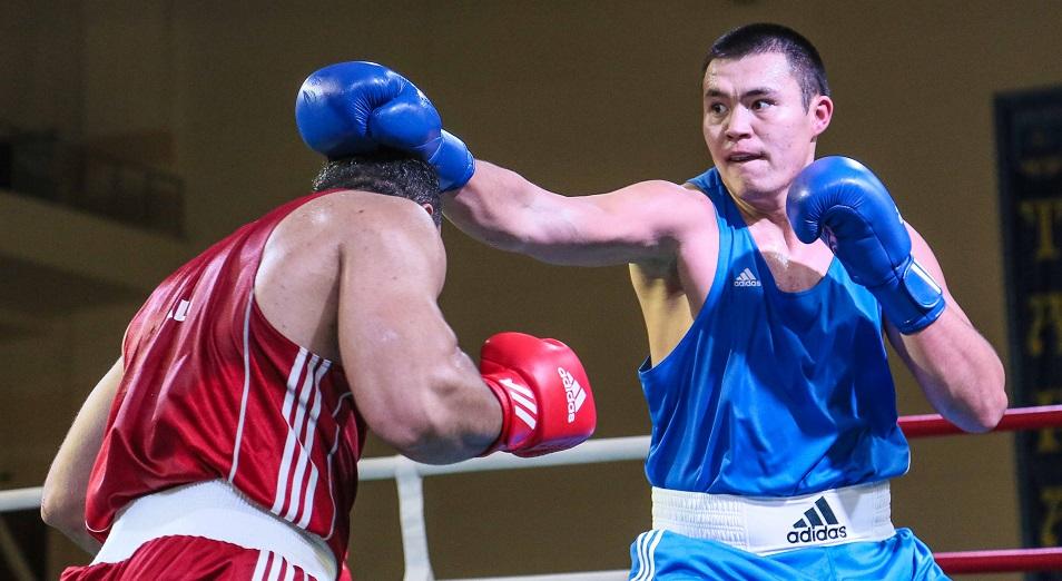 Азия чемпионатына қатысатын боксшылар айқындалды