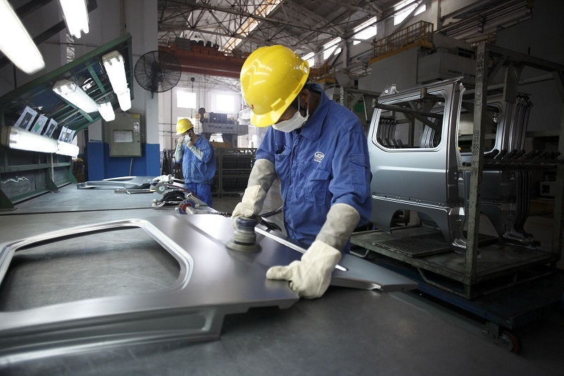 В Китае намерены создать девять миллионов рабочих мест