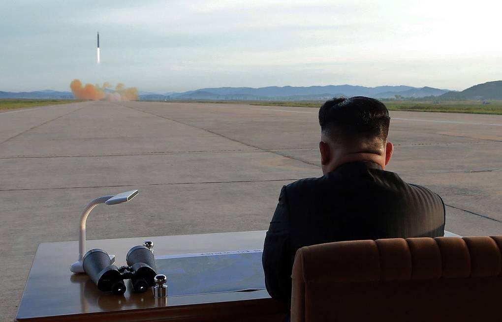 КНДР испытала тактические управляемые ракеты нового типа