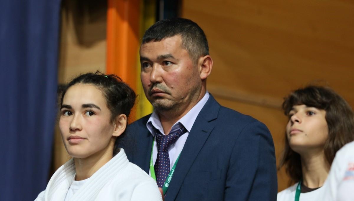 Ерлан Алпысбаев стал главным тренером сборной Казахстана по дзюдо