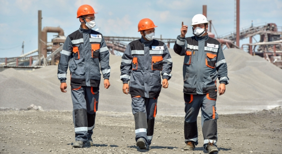 ERG сократит рабочие места в Демократической Республике Конго