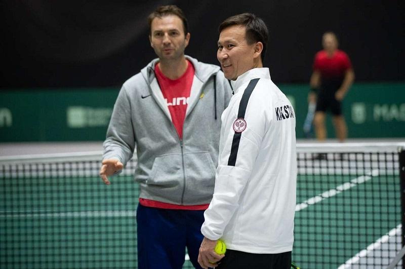 Теннистен ұлттық құраманың жаңа капитаны белгілі болды