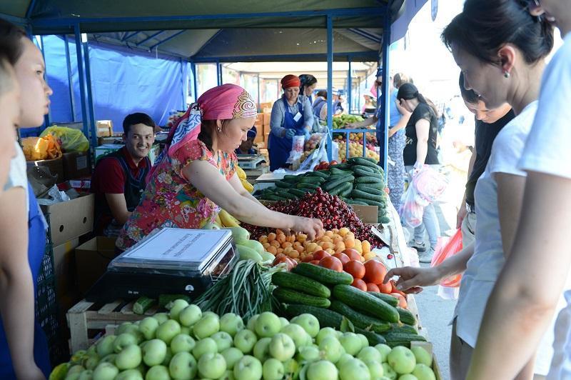 В Нур-Султане проходит сельскохозяйственная ярмарка