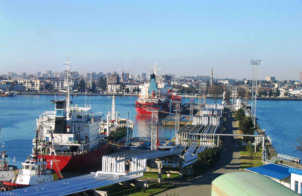 Батумский терминал перевалит 40 тыс. тонн казахстанского сжиженного газа в 2018 году