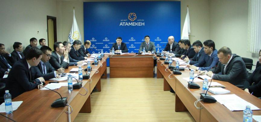"""НПП РК """"Атамекен"""" прорабатывает возможность принятия банками офтейка в качестве залога"""