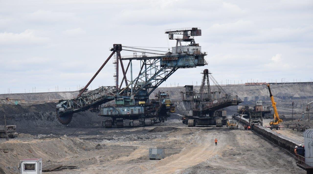 На разрезе «Восточный» из ERG введён в строй комплекс мощностью 10 млн кубов вскрышной породы в год