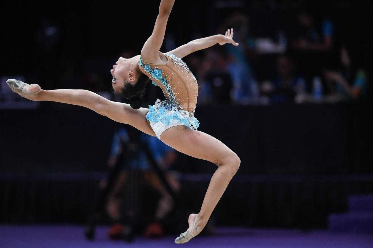 Көркем гимнастикадан әлем кубогінің кезеңдері белгісіз мерзімге шегерілді