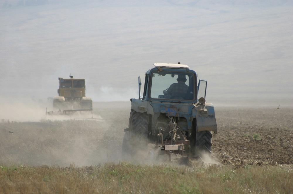 Ауыл шаруашылығы техникасының 98%-ы науқанға дайын