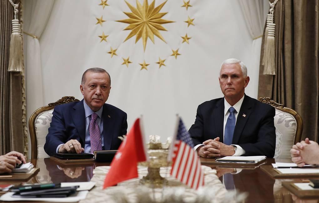 АҚШ Түркияға санкция салмайды