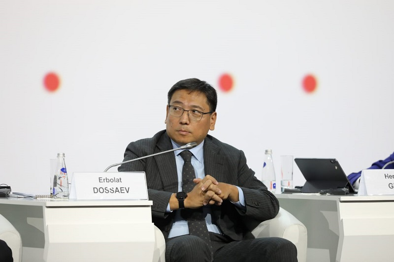Онлайн-займы в Казахстане за 2015-2018 годы выросли в 23 раза – Ерболат Досаев