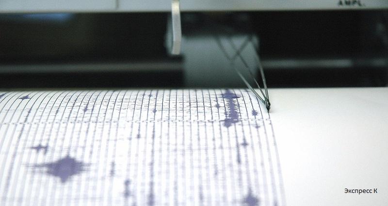 Сейсмологи РК зафиксировали землетрясение в Кыргызстане