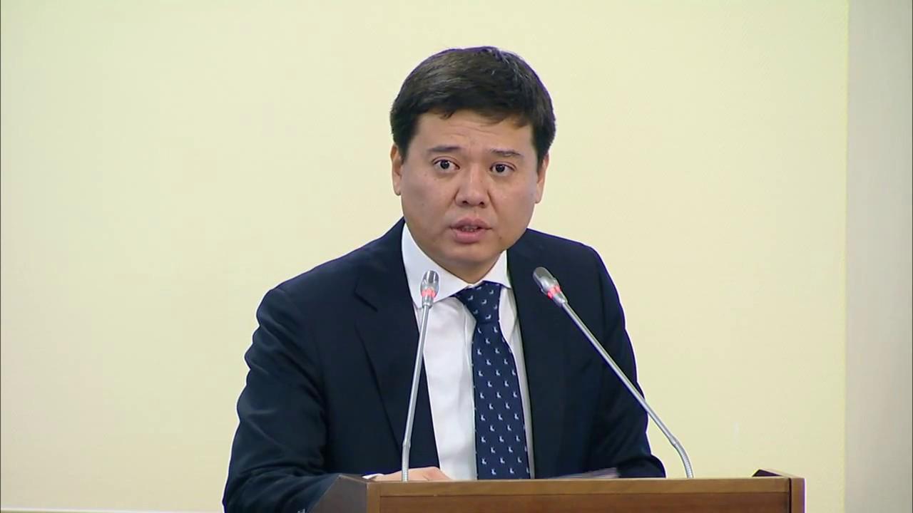 На должность министра юстиции одобрен Марат Бекетаев