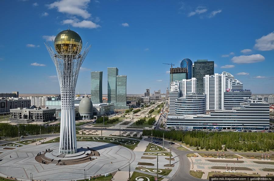 Президент Қасым-Жомарт Тоқаев халықты Елорда күнімен құттықтады
