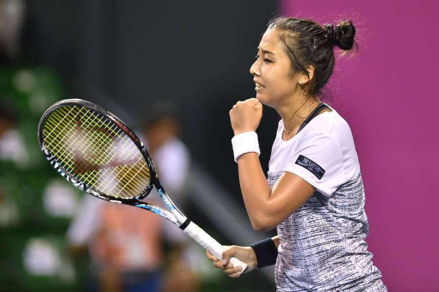 Зарине Дияс не удалось пробиться в четвертьфинал турнира в Чикаго