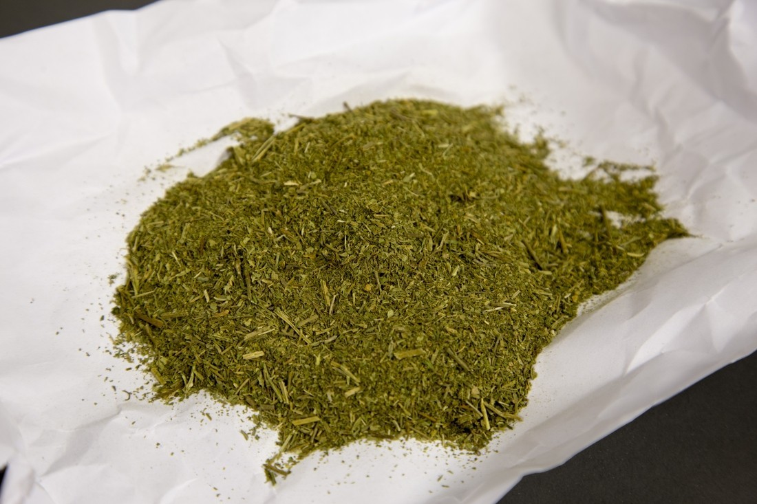 16 кг марихуаны изъято у пассажира поезда сообщением Алматы – Мангышлак