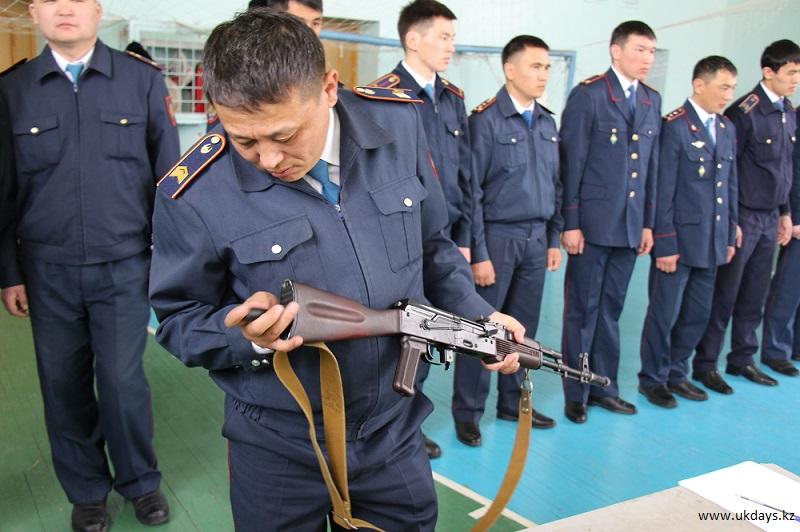 Департамент внутренних дел Астаны набирает сотрудников