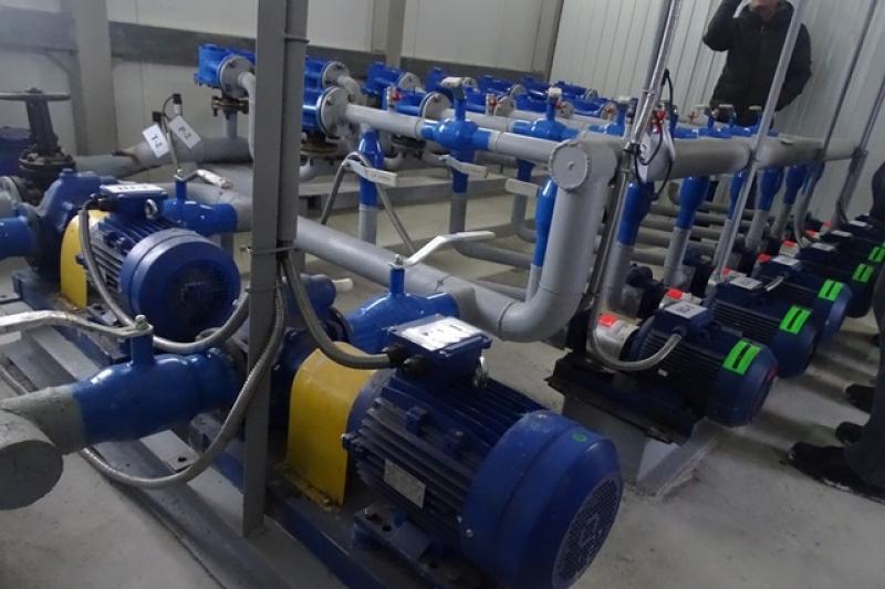 В Акмолинской области проведен энергетический аудит котельного оборудования
