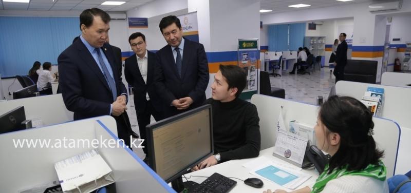 Алик Шпекбаев оценил работу ЦОП Караганды