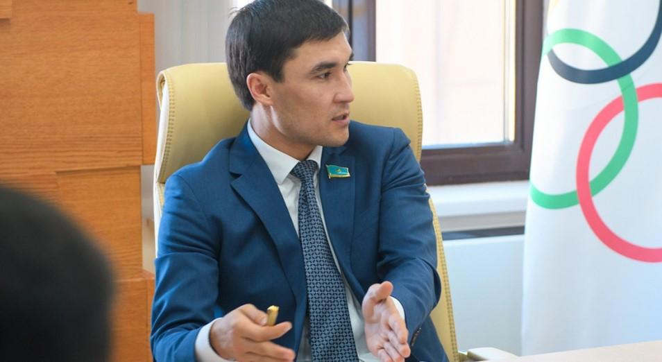 Серік Сәпиев ТМД-ға мүше мемлекеттердің  дене шынықтыру және спорт кеңесінің төрағасы болып тағайындалды