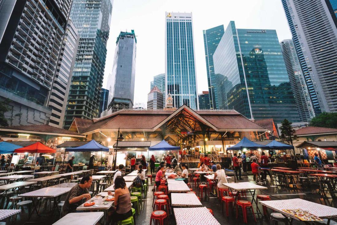 Сингапур экономикасы құлдырау алдында