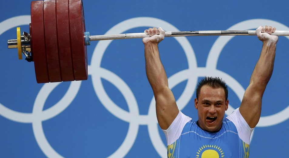 Ильин показал свой лучший результат сезона на Спартакиаде