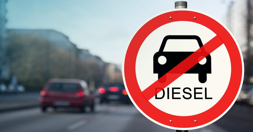 Коалиция в Германии договорилась о будущем дизельных автомобилей
