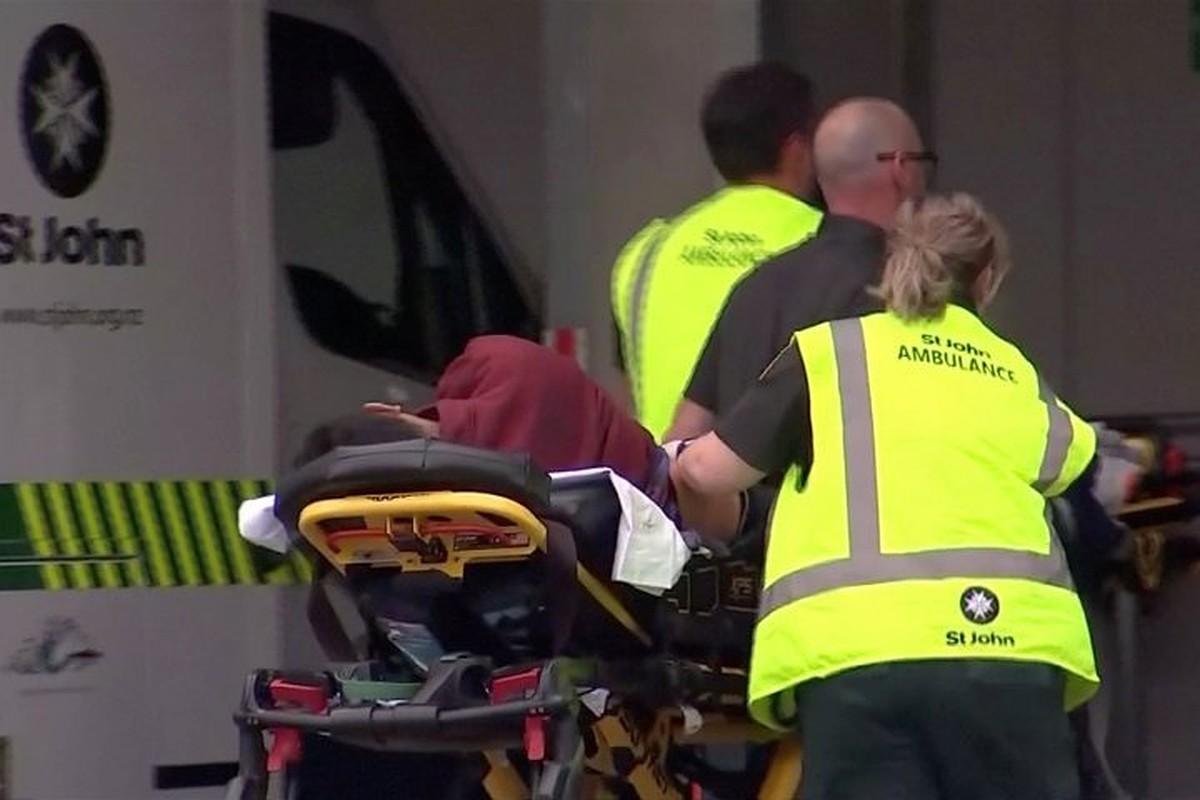 Полиция Новой Зеландии задержала подозреваемых в нападении на мечети