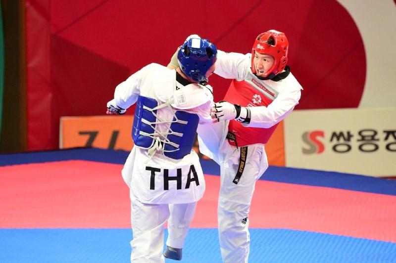 Казахстанские таеквондисты одержали победу в четвертьфинале Азиатских игр – 2018
