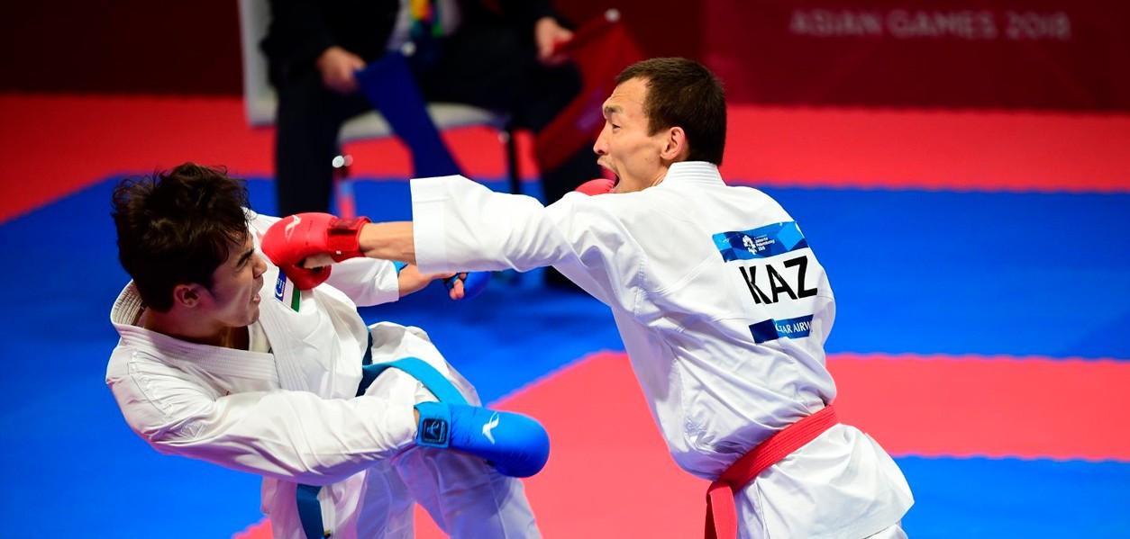Дархан Асаділов каратэден олимпиадалық рейтингте көш бастады