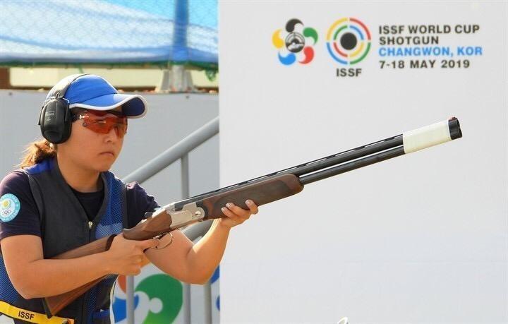 Қазақстан стенд атудан Азия чемпионатында тағы үш медаль еншіледі
