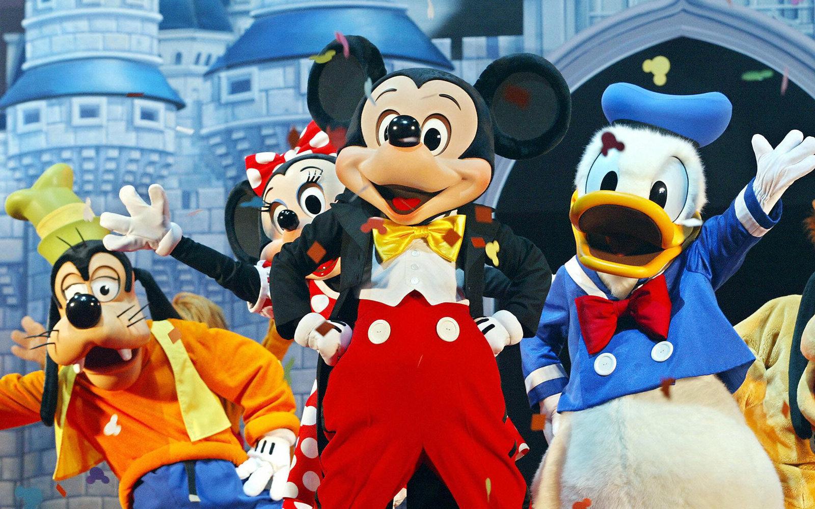 Компания Disney намерена расширять бизнес в Казахстане