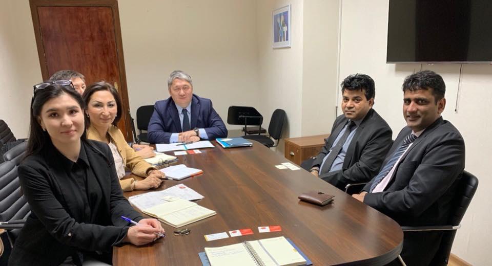 Индийский лоукостер намерен запустить рейс из Дели в Алматы