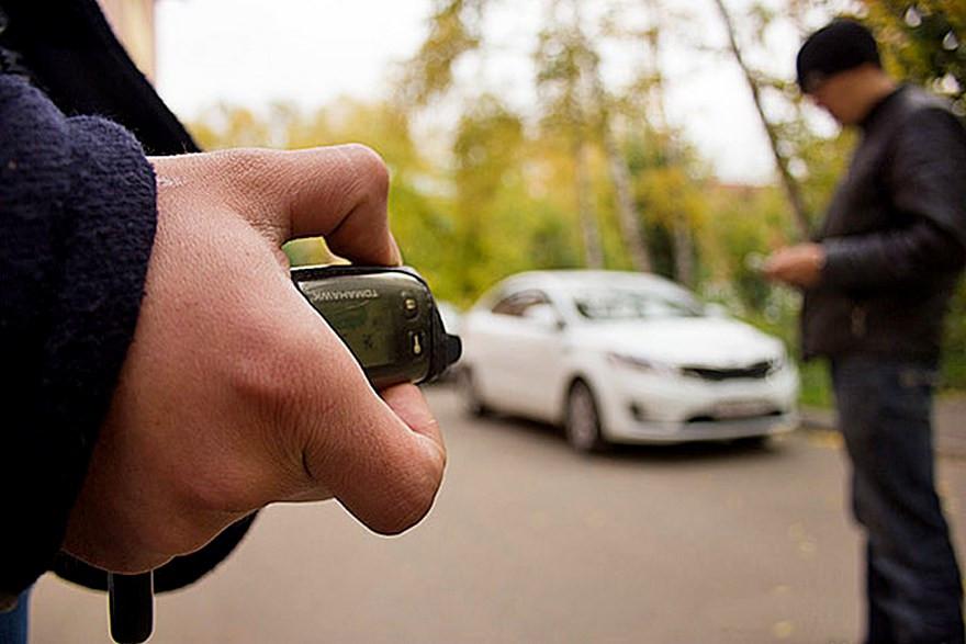 В Астане разоблачили девять групп автоворов